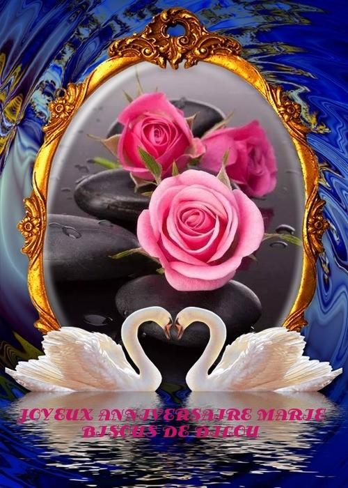 Joyeux Anniversaire Marie Lena Bisous De Dilou